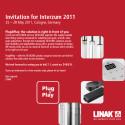 LINAK på Interzum i Köln, Tyskland, den 25-28 maj 2011