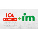 Tio ICA Kvantum-butiker lanserar pantsamarbete med IM till förmån för flickors utbildning