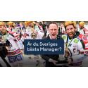 Premiär för C More Manager SHL