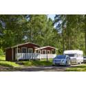 15,5 miljoner gästnätter - Nytt rekordår för svenska campingplatser 2015