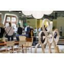 The latest in Scandinavian design at  Stockholm Furniture & Light Fair