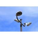 Marknadsutveckling för industribelysning med LED!