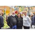 Världskända konstnärer visar upp unik glaskonst på Kungsmässan