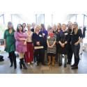 Stor uppslutning vid invigning av nytt kvinnligt ekonätverk: FOOTSTEPS