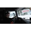 Svevia sköter även vägunderhållet i Bjästa