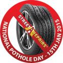 National Pothole Day Gains Momentum
