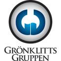 Logotyp Grönklittsgruppen AB (stående)