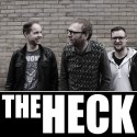 "Dirty Water Records Presents: THE HECK - ""Waiting In Line"" b/w ""Why?!"" - New Single Release"