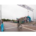 Richard Larsén wins Swedish road race championships