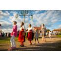 Dalarna Sveriges fjärde största turismlän 2017