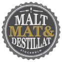 Historiskt biljettsläpp - Stockholm Malt, Mat & Destillat 2017