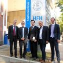 Duales Studium: HFH und Berufliche Schule Hamburg-Harburg vereinbaren Zusammenarbeit