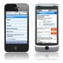 Bestill reisen direkte fra mobilen