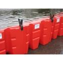 Boxvallen - världens enklaste skyddsvall mot översvämningar