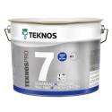 TeknosPro 7. Kompromisslös färgkollaboration för proffs.