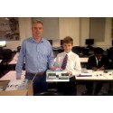Duncan Nicol visits Abraham Darby Academy