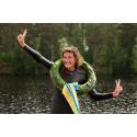 Triathleten Annie Thorén ny ambassadör för Vansbrosimningen