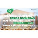 Pressinbjudan: Presentation av årets artister på Familjefesten!