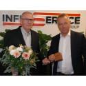 Johan Frilund – ny styrelseordförande i Infraservice Group