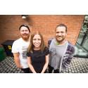 Tre nya kreatörer till IPM Ulricehamn