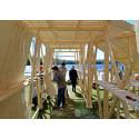 Arkitektstudenternas examensprojekt tänker nytt om samhällets utmaningar