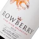 Rowberry Five Vine Selection, en röd sydafrikansk publikfriare på Systembolaget i december