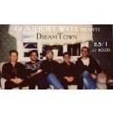 DreamTown - Live på Glashuset WY13, Fri entré