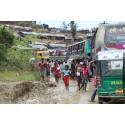 Svenska Röda Korset skickar personal till Cox's Bazar