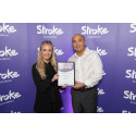 ​John Lewis Liverpool receives regional recognition from the Stroke Association