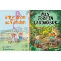 """Årets Årskurs 3-bok: """"Amy, Aron och anden"""" av Ulf Stark och Per Gustavsson"""