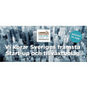 Sveriges främsta Start Up- eller tillväxtbolag koras i The Serendipity Challenge Sweden.