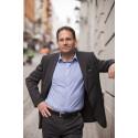 Mikael Ek, Svenska Stadsnätsföreningens VD talar på Smart City Connection