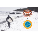 Kona Brewing ny huvudsponsor för Swedish Surfing Association