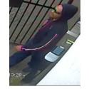 CCTV still of man sought following burglary