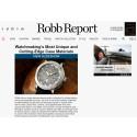GoS inleder artikel i Robb Report