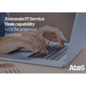 Atos launches breakthrough AI engine to transform the IT service desk experience