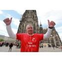 COPD-Patient steigt auf Kölner Dom
