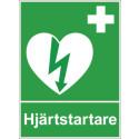 Registrering av hjärtstartare kan rädda fler liv