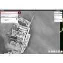 Historiske luftfotos - Refshaleøen 1954