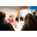 Q-Meieriene samarbeider med unge entreprenører