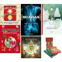 Julen kräver rim och sång – samt att läsa dagen lång! Här är årets julläsning från Rabén & Sjögren.
