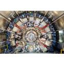 Mätdata som används vid försöken samlas in med ATLAS-experimentet vid CERN på gränsen mellan Schweiz och Frankrike. Foto: CERN.