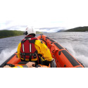 Ocean Signal: Ocean Signal rescueME EDF1 Guides RNLI Loch Ness to Stranded Paddleboarder