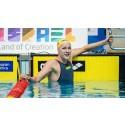 Sveriges OS och simdrottning Sarah Sjöström väljer Tel Aviv som sitt bästa resmål!