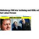 Dagens Industri skriver om 82:an Invest och Stefan Krook
