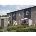 Budgivningsfri försäljning av kloka radhus i Kävlinge