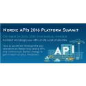 Nordic APIs 2016 Platform Summit