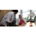 Personcentrerad omvårdnad ersätter lugnande läkemedel