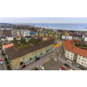 Färghandel blir till tre fina bostadsrätter i Höganäs
