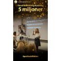 Raoul Wallenberg Academy får fem miljoner